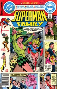Superman Family 204