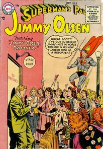 Supermans Pal Jimmy Olsen 008