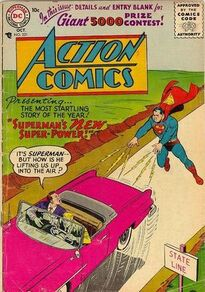 Action Comics Issue 221