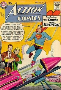 Action Comics Issue 246