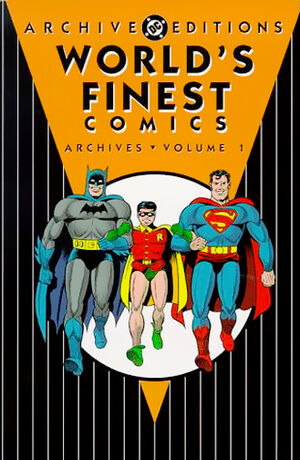 Archive Editions World's Finest 01