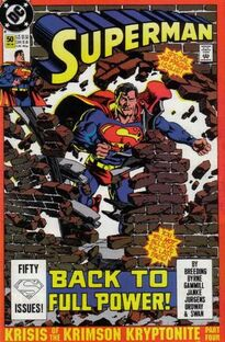 Superman Vol 2 50