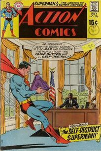 Action Comics Issue 390