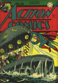 Action Comics Issue 90