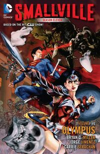 Smallville Season Eleven volume 5 print
