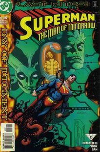 Superman Man of Tomorrow 15