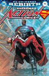 Action Comics 973 variant