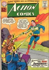 Action Comics Issue 291