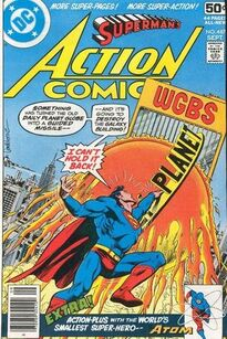 Action Comics Issue 487