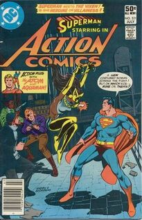 Action Comics Issue 521