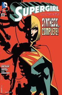 Supergirl 2011 22