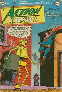 Action Comics Issue 173