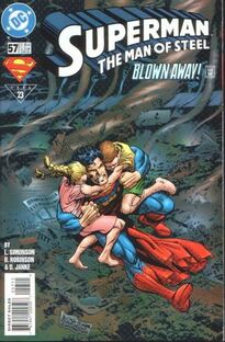 Superman Man of Steel 57