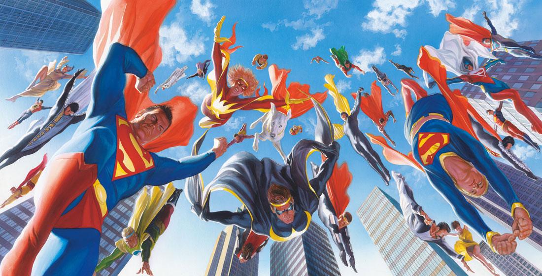 Kryptonians Superman Wiki Fandom Powered By Wikia