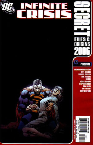 Infinite Crisis Secret Files and Origins 1