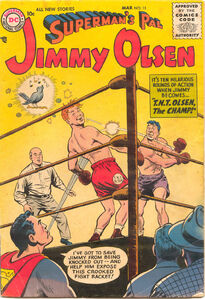 Supermans Pal Jimmy Olsen 011