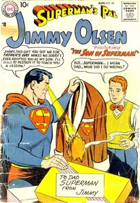 Supermans Pal Jimmy Olsen 030