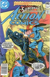 Action Comics Issue 502