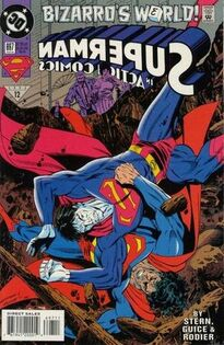 Action Comics Issue 697