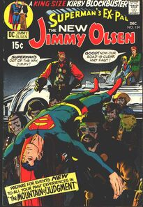 Supermans Pal Jimmy Olsen 134