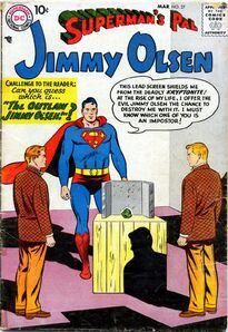 Supermans Pal Jimmy Olsen 027