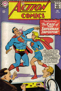 Action Comics Issue 346