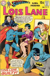 Supermans Girlfriend Lois Lane 099