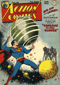 Action Comics Issue 111