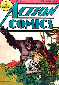 Action Comics Issue 6