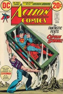 Action Comics Issue 421