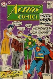 Action Comics Issue 261