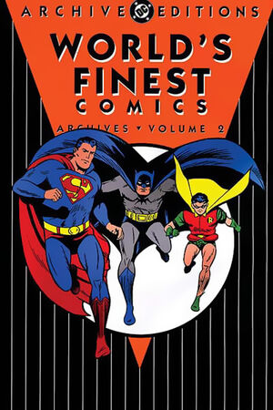 Archive Editions World's Finest 02