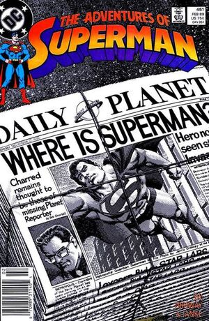 Adventures of Superman 451