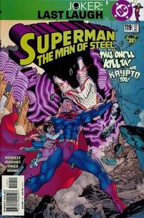 Superman Man of Steel 119