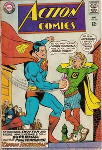 Action Comics Issue 354