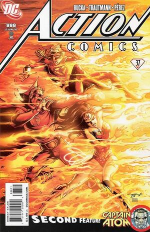 Action Comics 888