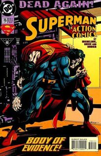 Action Comics Issue 705
