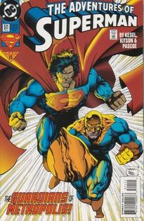 The Adventures of Superman 511