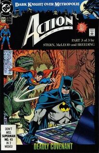 Action Comics Issue 654