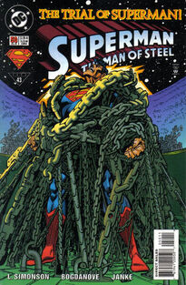 Superman Man of Steel 50