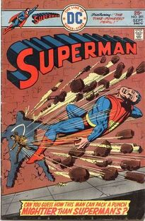Superman Vol 1 291