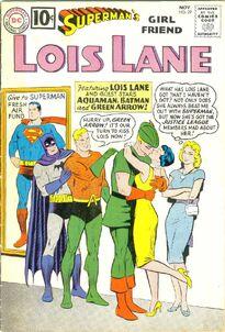 Supermans Girlfriend Lois Lane 029