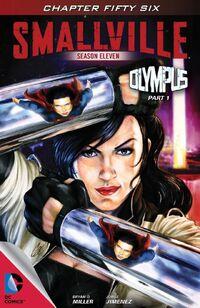 Smallville Season Eleven 56 digital