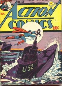 Action Comics Issue 54