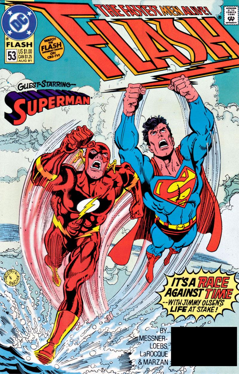Image - Flash 53.jpg | Superman Wiki | Fandom powered by Wikia
