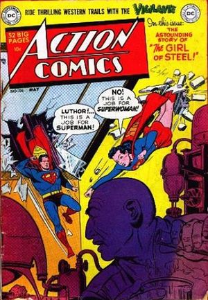 File:Action Comics Issue 156.jpg