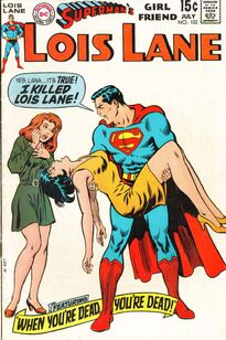 Supermans Girlfriend Lois Lane 102