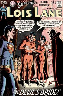 Supermans Girlfriend Lois Lane 103