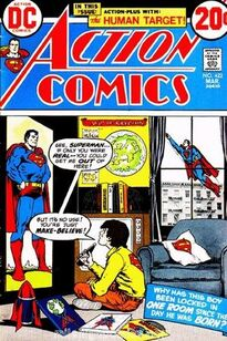 Action Comics Issue 422