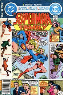 Superman Family 203